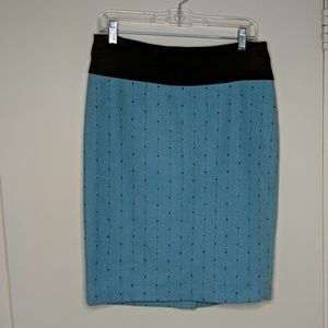 Eva Franco Wool-blend Skirt - Size 8 - EUC